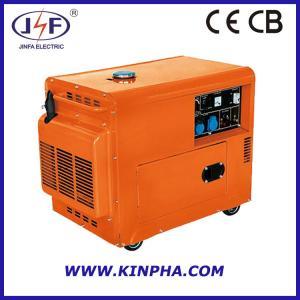 JD7000-Portable Diesel Generator