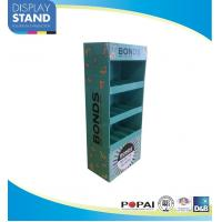 Buy cheap 3-shelf POS Cardboard Countertop Displays For Pencils Promoting Sales from Wholesalers