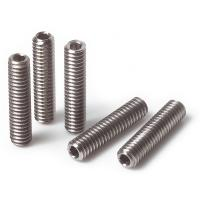 Quality #10-32 Stainless Steel Socket Set Screws, DIN916 Double End Set Screws wholesale