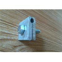 Cheap Steel Power Line Fittings Suspension Guy Wire Clamp For Dead End Hardware for sale