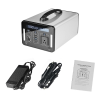 China Vehicle Household 1000w Lithium Battery Portable Power Station on sale