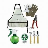 Cheap Garden Tool Set with Apron for sale