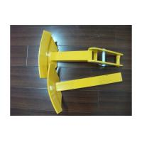 Cheap For lifing 210 litre steel drum, DL35 oil drum lifter / drum lifter clamp, 350kg capacity for sale