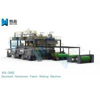 Cheap Full Automatic Spunmelt PP Non Woven Fabric Machine For Shopping Bag for sale