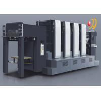 Cheap Multicolor Flatbed Page Offset Printing Machine 45kw 220V / 380V for sale