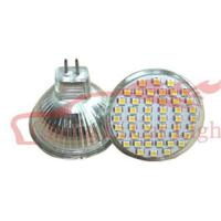 China Led Cup Lamp-Mr16-48x3528smd on sale