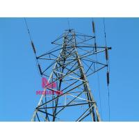 Buy cheap 132KV SINGLE CIRCUIT LINE TOWER from wholesalers