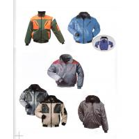 Cheap Customized Winter Work Jackets BS3034 / Winter coat 100% POLYESTER for sale