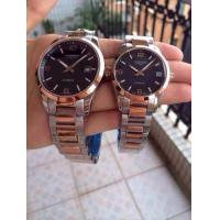 Cheap Longines watch for couple, rose gold bracelet wholesale for sale