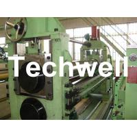 Quality 0.3-3.0mm High Speed Metal Slitting Machine Line To Slit Wide Coil Into Narrow Strips Coil wholesale