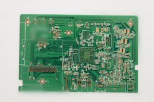 Cheap LED Shower Head Rigid-Flex PCB| Printed Circuit Board Assemblies | Grande for sale
