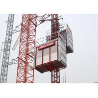 Cheap Industrial Construction Hoist SC200 / 200GZ , CE Approved Building Hoist wholesale