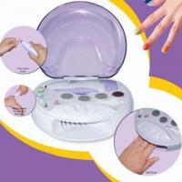 Cheap Manicure and Pedicure Set with Nail Dryer for sale