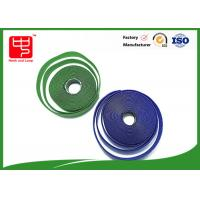 Cheap Custom sew on male and female Hook and Loop Tape 25 m per roll for sale