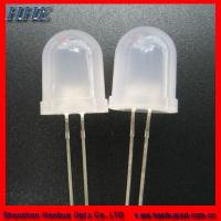 Cheap 8mm Round LED Component for sale