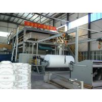 China S single beam Spunbond Nonwoven Fabric Making Machine / non woven fabric production line on sale