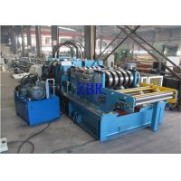 Cheap SGS CZ Purlin Roll Forming Machine Dual Holes Punching 11 MPa Work Pressure for sale