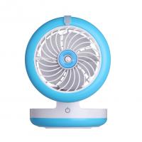 Cheap Personal Spray USB Powered Fan No Noise Portable Durable Usage Visible Tank for sale