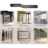 Buy cheap Adjustable Hold - Open Time Automatic Sliding Door With 75 W Power Supply from wholesalers