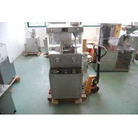 China Lab Pharmaceutical Tablet Press Machine / Single Rotary Tablet Press 60kn 380V 3KW on sale