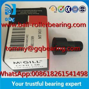 Cheap 1.0000 Roller Diameter Heavy Stud Type McGill CCFH 1 SB Cam Follower Bearing for sale