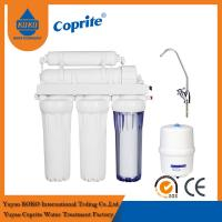 Cheap Domestic 50GPD Manual Flush Reverse Osmosis System Without Pump wholesale