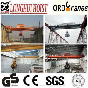 Cheap Best Quality electric multivalve grab bucket crane for sale