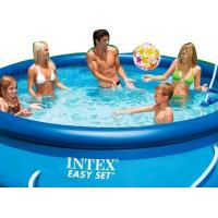 """China Intex 10'x30"""" Easy Set Above Ground Inflatable Swimming Pool with Pump 56972 on sale"""