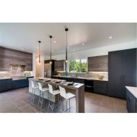 Cheap French modern custom high gloss kitchen cabinet for sale