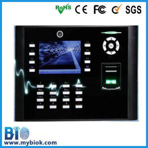 China Best selling products Biometric Fingerprint Time Clock Bio-Iclock600 on sale