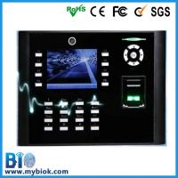 China Economic and best selling products Biometric Fingerprint Time Clock Bio-Iclock600 on sale