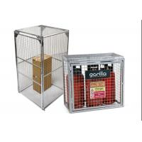 Quality Outdoor Gas Cylinder Cages Safety Cages For Gas Bottles OEM / ODM Welcome wholesale