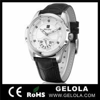 Cheap High Quality Quartz Stainless Steel Watches, Chronograph Watch for sale
