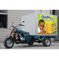 Cheap 150cc Single Cylinder Cargo Motor Tricycle With Four Stroke for sale