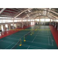 Cheap Pre Engineering Prefab Steel Buildings Badminton Hall Safety Steel Structures for sale