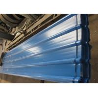Cheap Color Coated GI Corrugated Galvanized Steel Sheet Industrial Panels Thickness 0.15- 1.0mm for sale