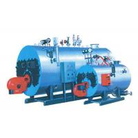 Cheap WNS Series 6 Ton Gas Fired Industrial Steam Boiler Approved ISO9001 wholesale