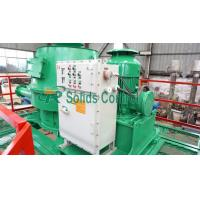 China Recycling Drilling Fluid Vertical Cutting Dryer 30 - 50T/H Capacity on sale