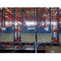 Cheap Cold Chains Q235B Steel Storage Racks Spacing Saving Pallet Racking Shelves wholesale
