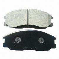 China Front Brake Pad for Hyundai/Nissan, with Excellent Stopping Power/Eco-friendly/Noiseless Features on sale