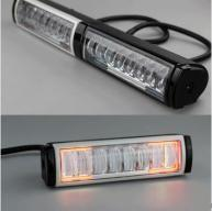 Cheap LED Light Bar Voltage: 80W Length: 10-50 inch Color: White/Yellow/Blue/Green for sale