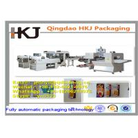 Cheap 200-1000g Spaghetti Packaging Machine Using PLC Touch Screen Control System for sale