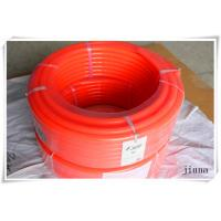 Cheap Smooth round rubber belts / High tensile polyurethane cord 90A for sale