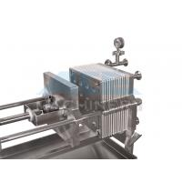 Cheap Small Membrane Plate and Frame Filter Press for sale