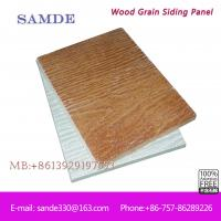 China Colorful fiber cement building exterior wall cladding board 3050*192*7.5/9mm on sale