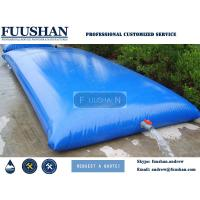 Quality FUUSHAN Best Selling Collapsible Underground Water Tank for sale