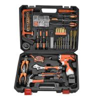 Cheap Flexible Shaft Cordless Power Tool Sets , 3Nm Rated Torque Cordless Tool Kits 16 Pcs for sale