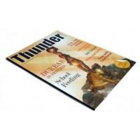 Cheap Superior Printing Trade Magazines Service with Matt Lamination Cover for sale