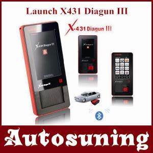 China Launch X431 Diagun III CIS Russian 100% original genuine scan tool on sale