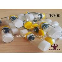 Quality Healing Promotion TB 500 Thymosin Beta 4 Peptide 2mg / Vials CAS 77591-33-4 wholesale